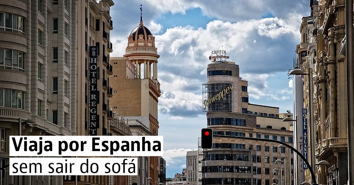 Descobre Espanha através das séries mais famosas de Netflix