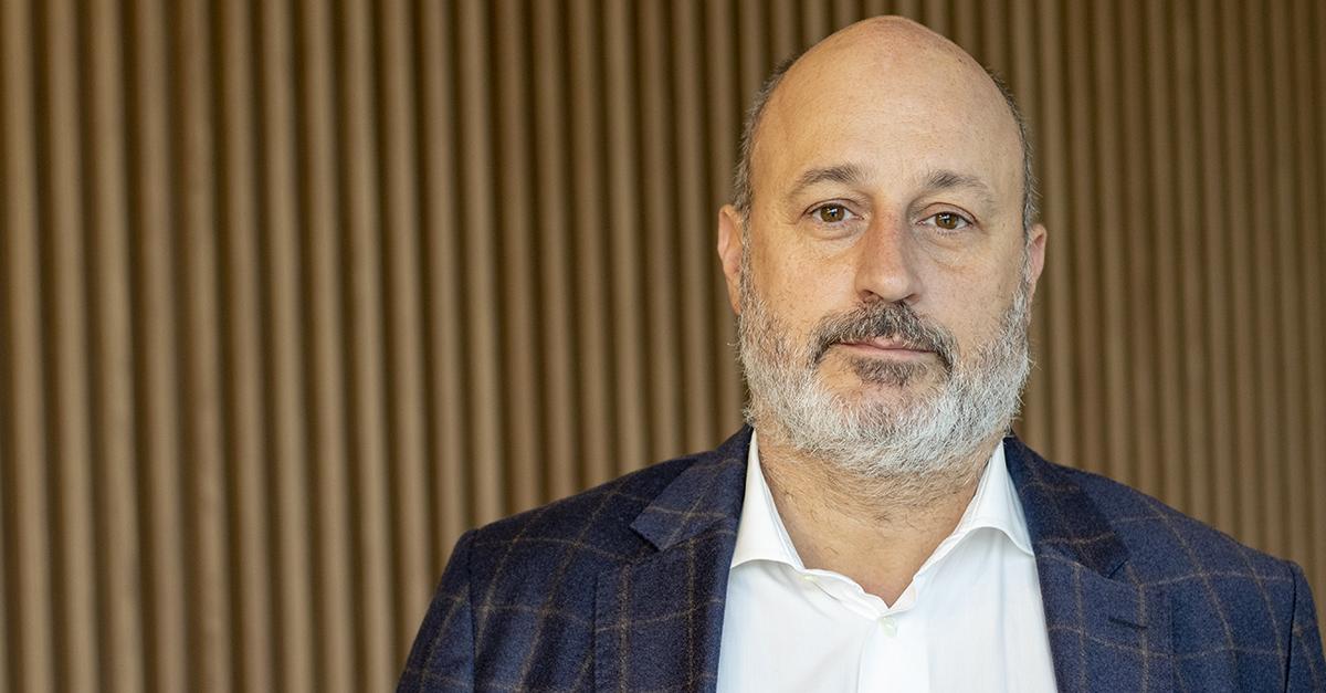 Victor Martín, CEO da Atom