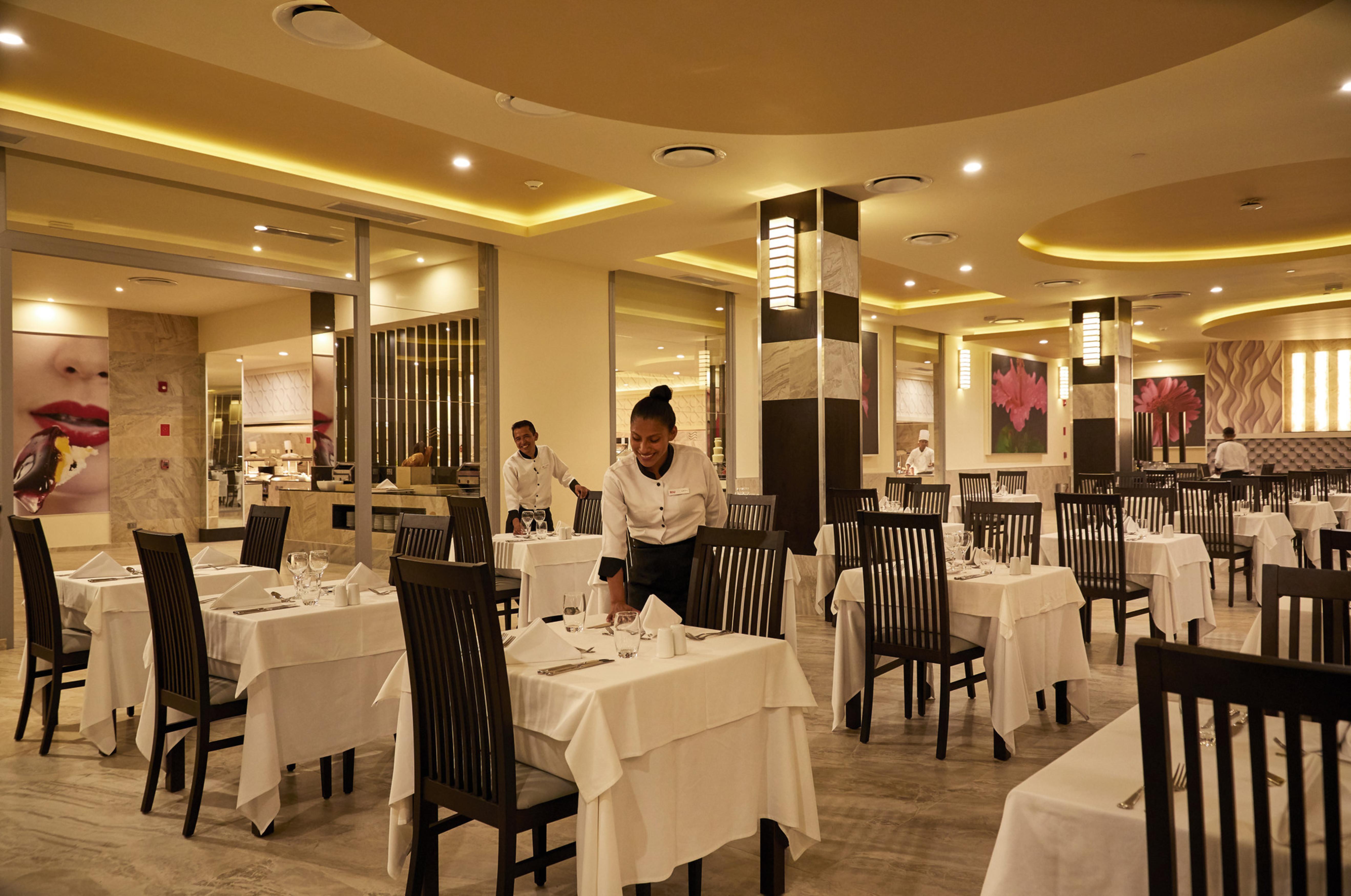 O restaurante principal