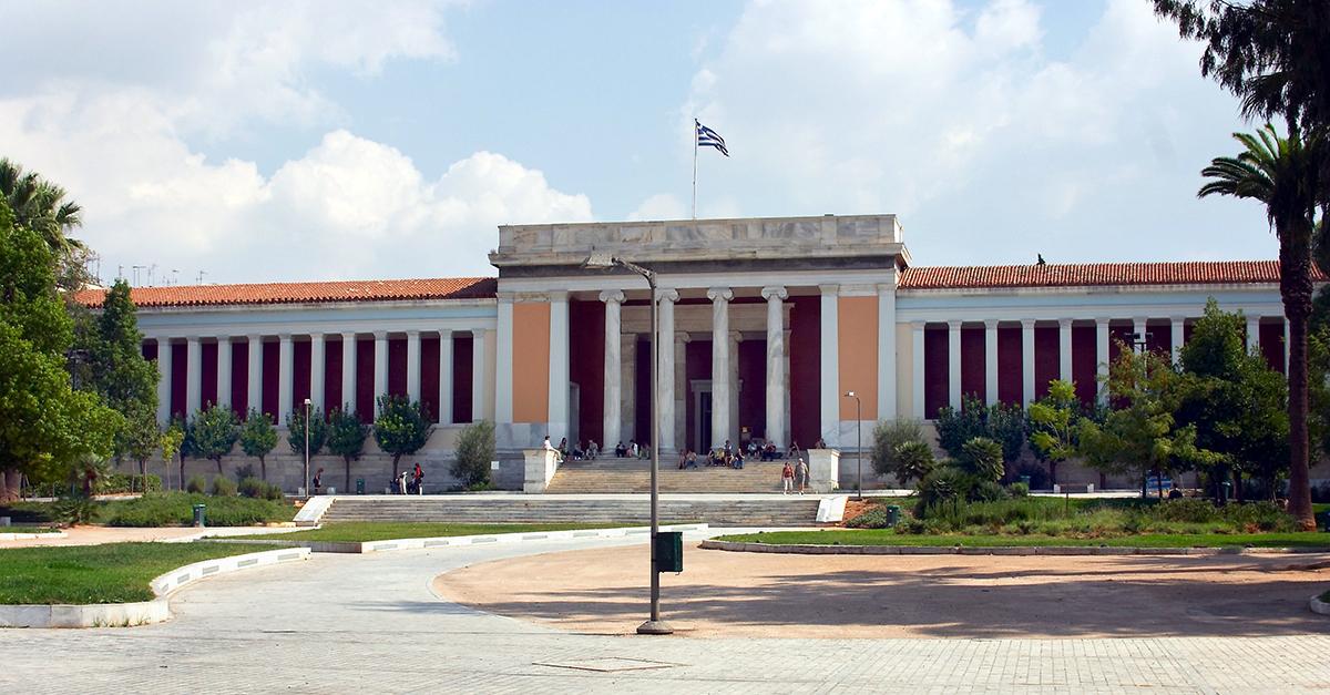 Museu Arqueológico de Atenas (Grécia)