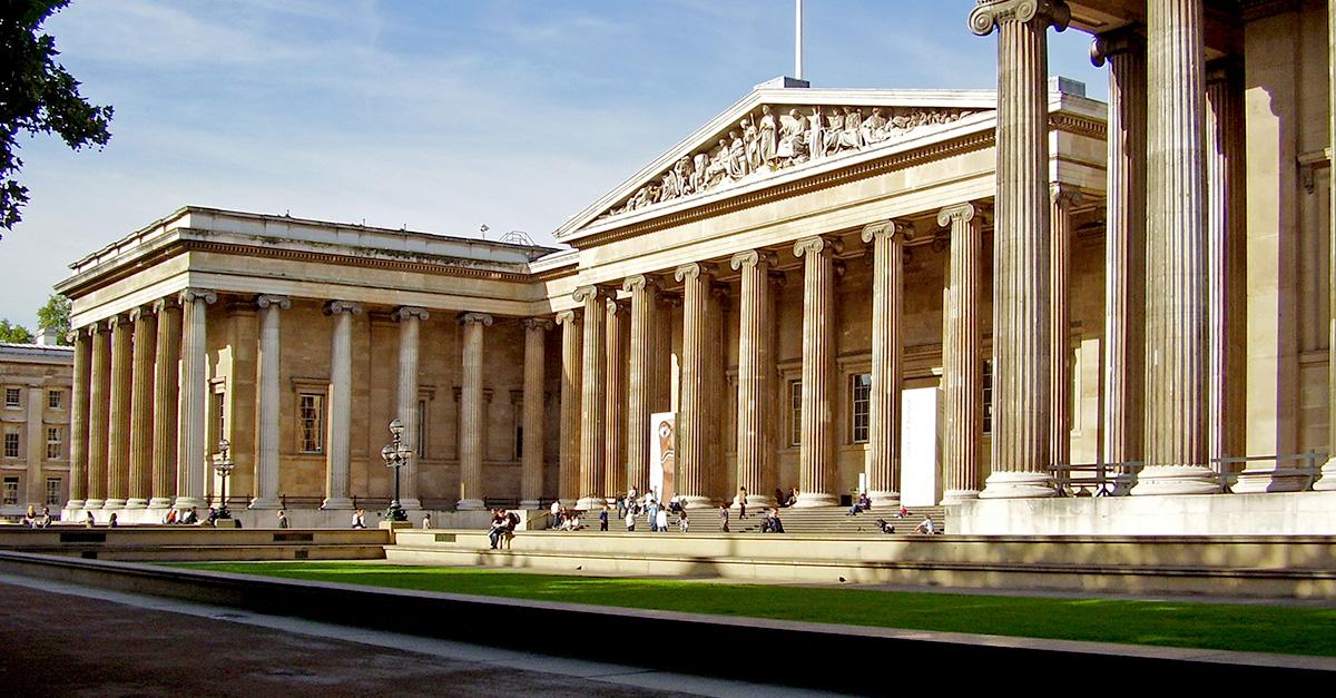 British Museum, Londres (Reino Unido)