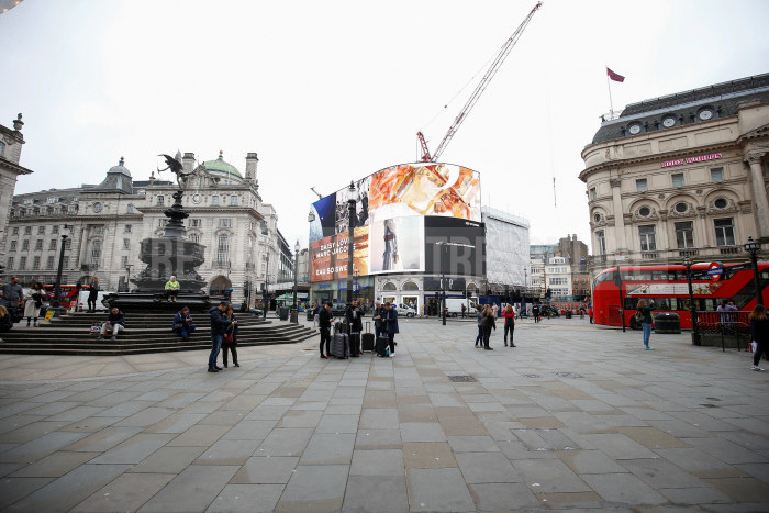 Picadilly Circus, Londres / Gtres