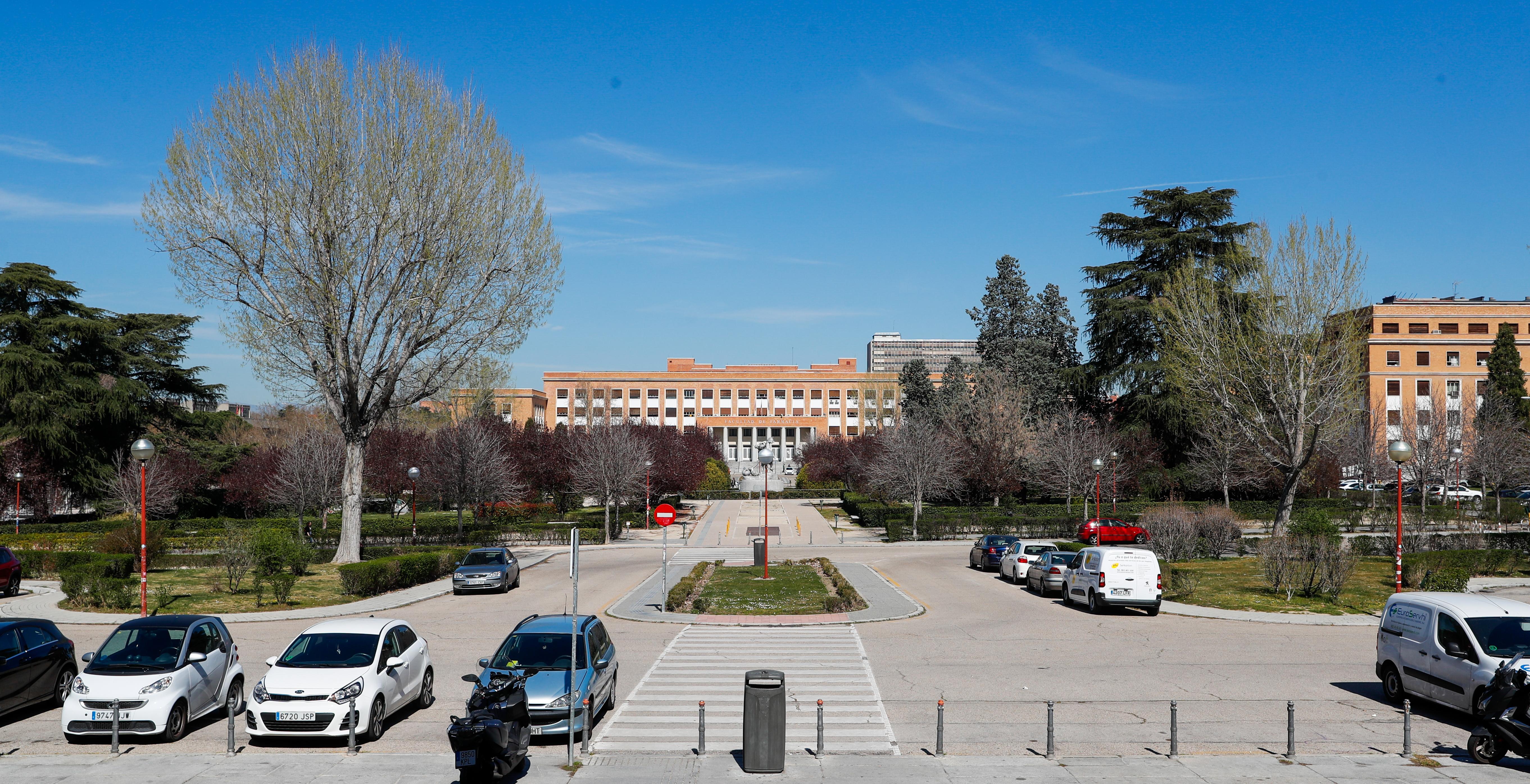 Cidade Universitária em Madrid / Gtres