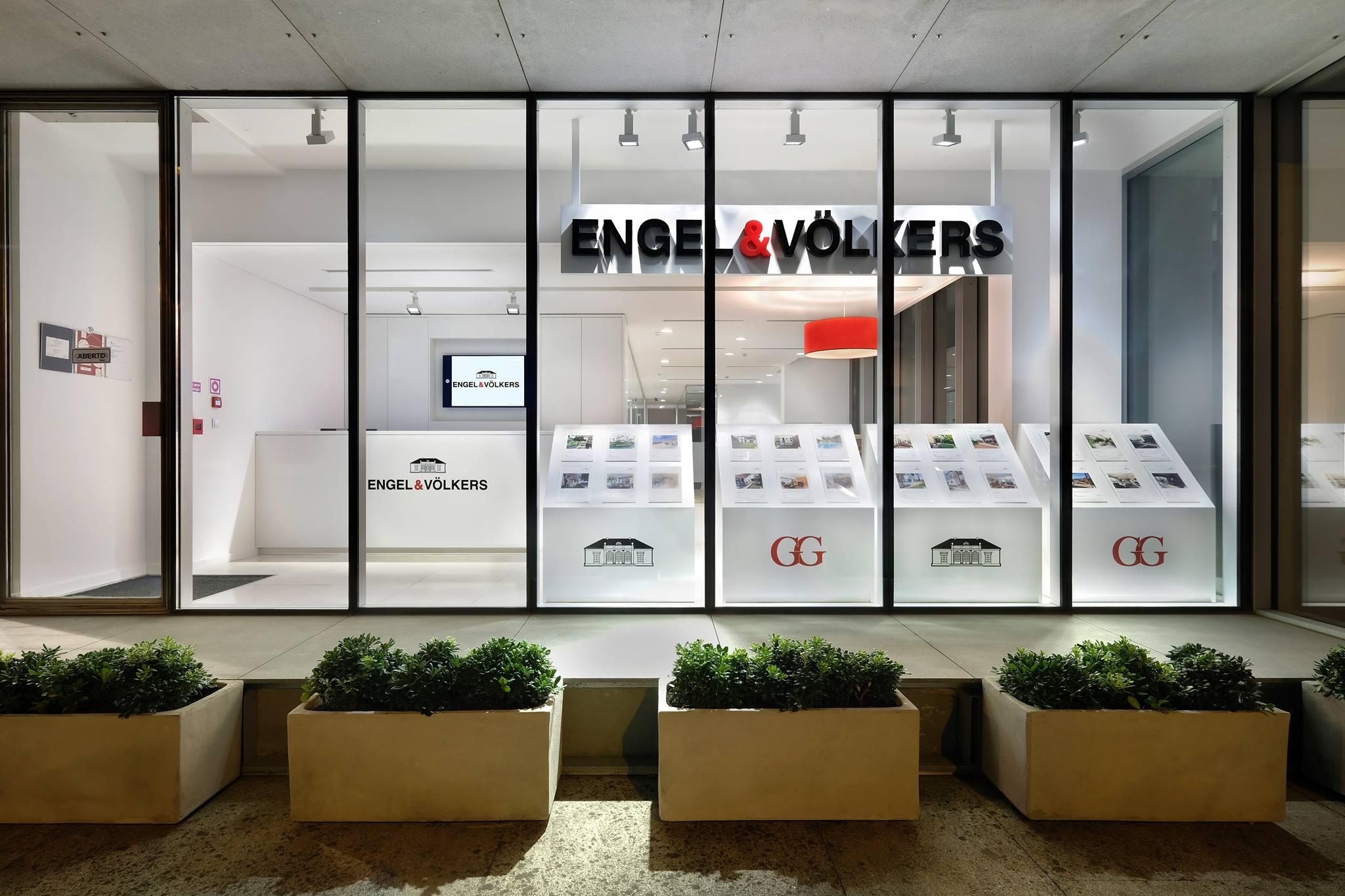 A nova loja, em Vila Nova de Gaia / Engel & Völkers