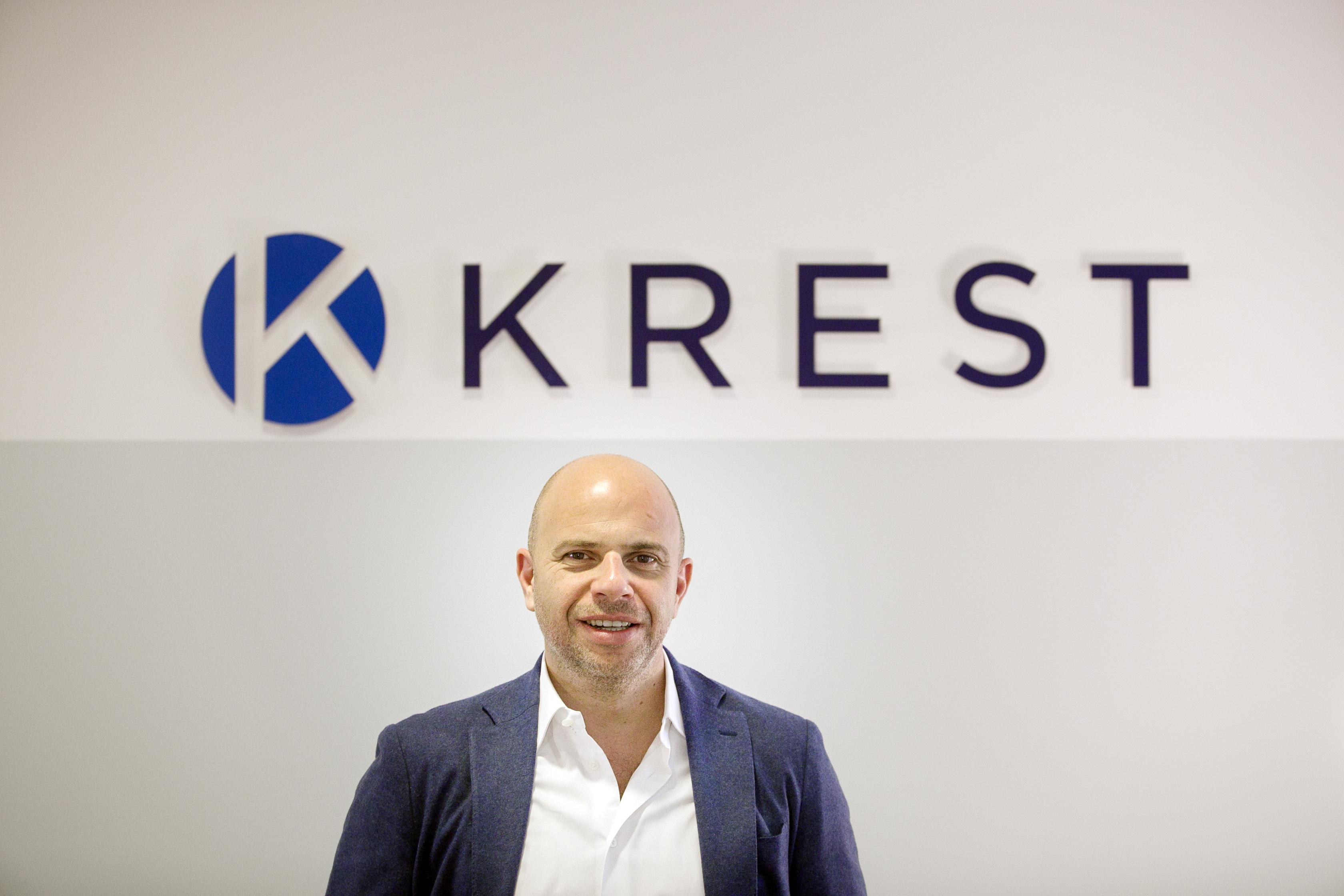 Claude Kandiyoti, CEO da promotora belga / Krest Krest Real Estate Investments