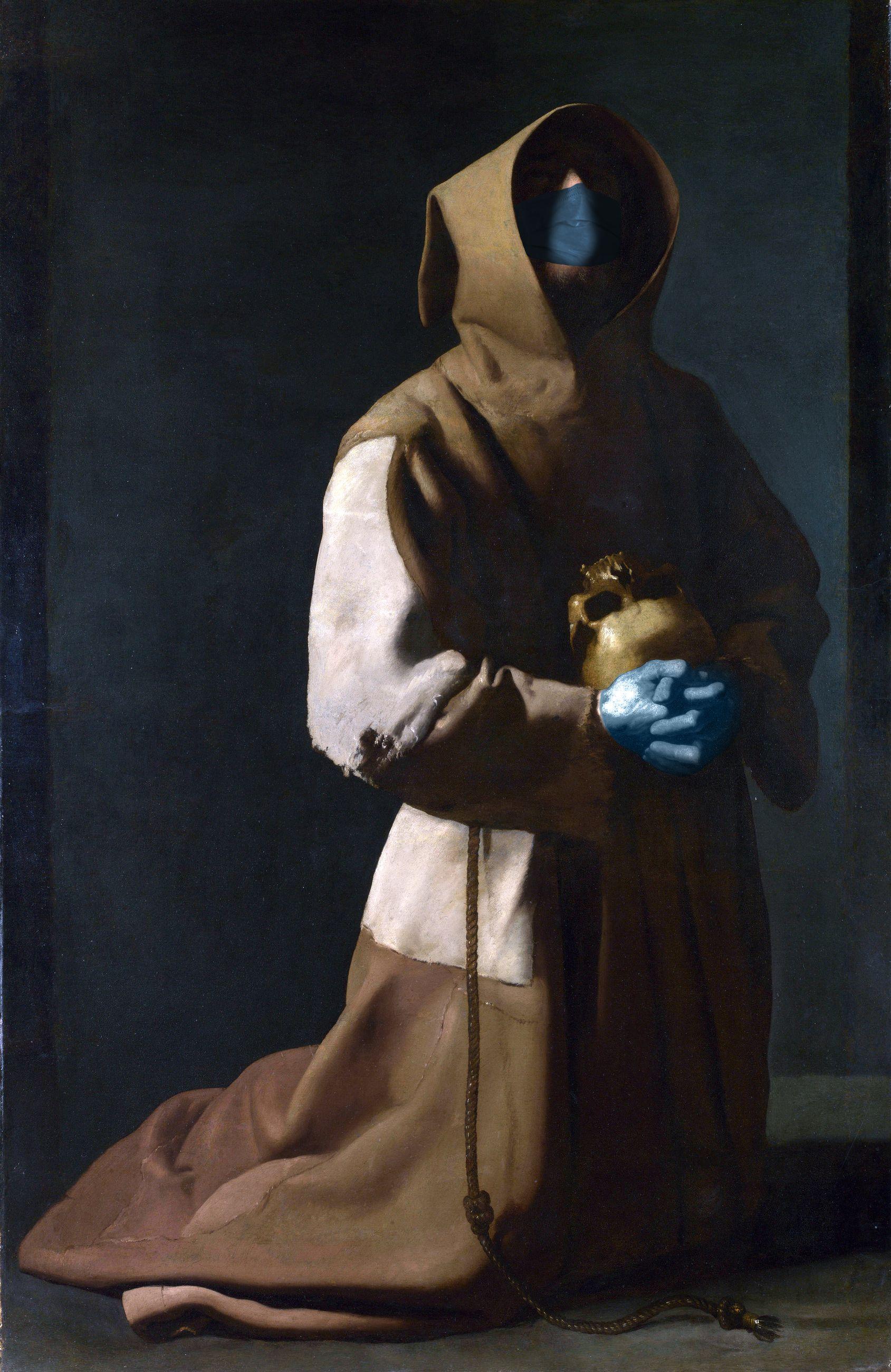 Francisco de Zurbarán/POA Estudio