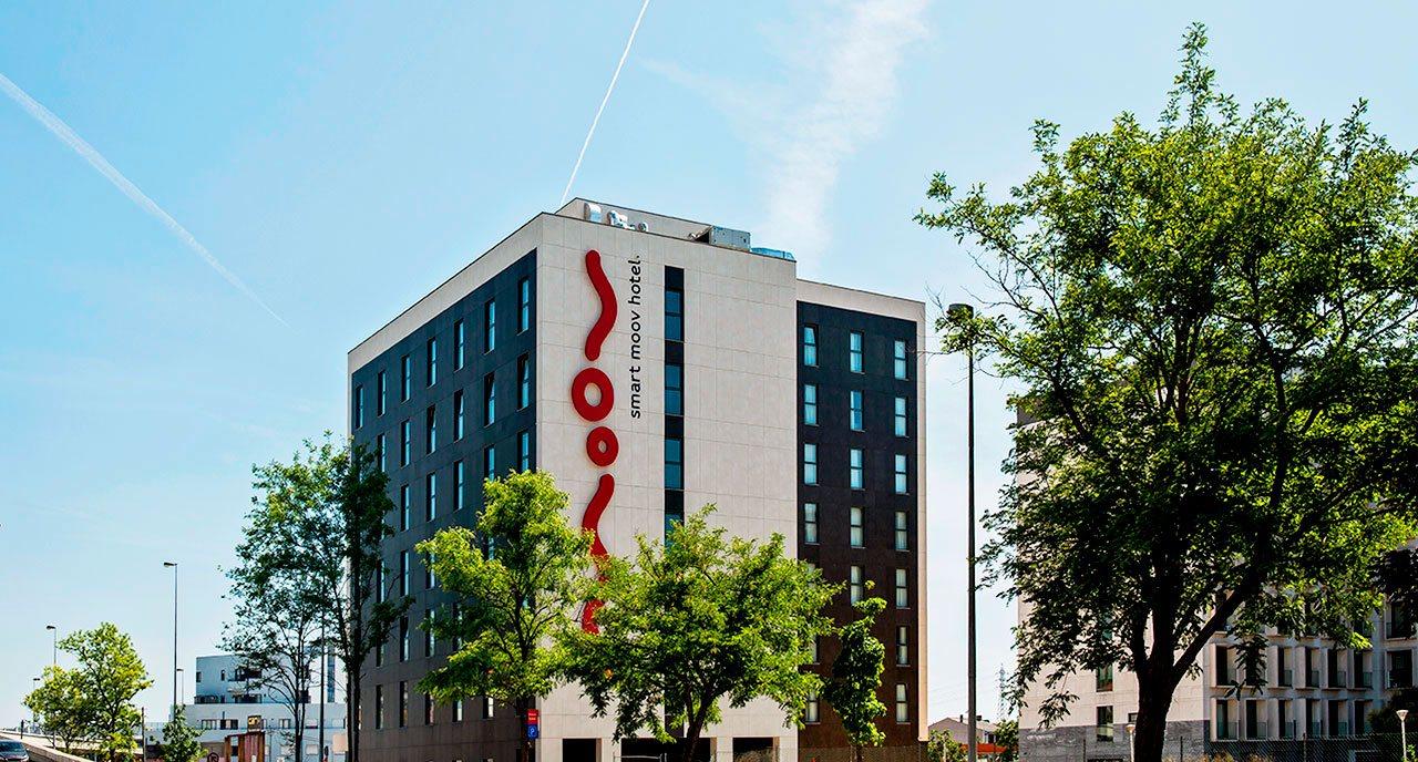 Hotel Moov Porto Norte