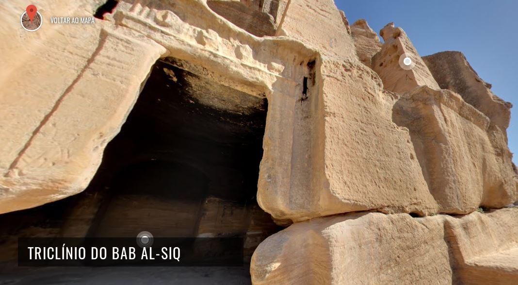 Jordânia / © JORDAN TOURISM BOARd e Google Maps