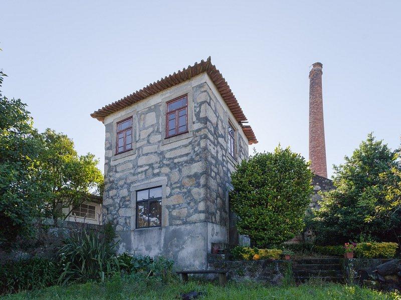 Lar de Santa Teresa - Casa do caseiro / Foto cedida pela SRN da Ordem dos Arquitetos