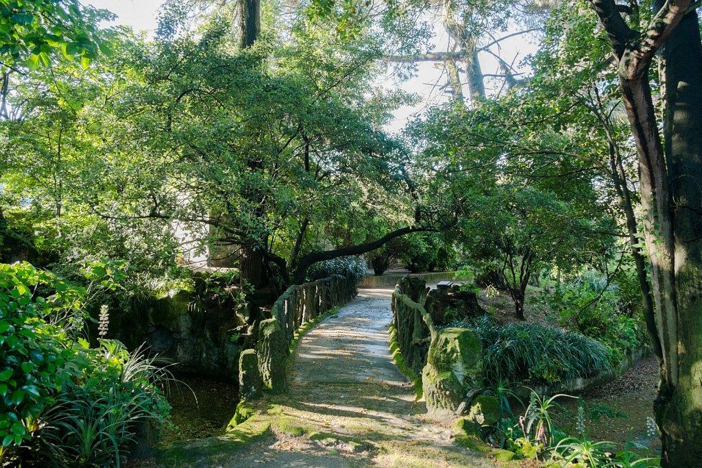 Jardins do Lar de Santa Teresa / Foto cedida pela SRN da Ordem dos Arquitetos