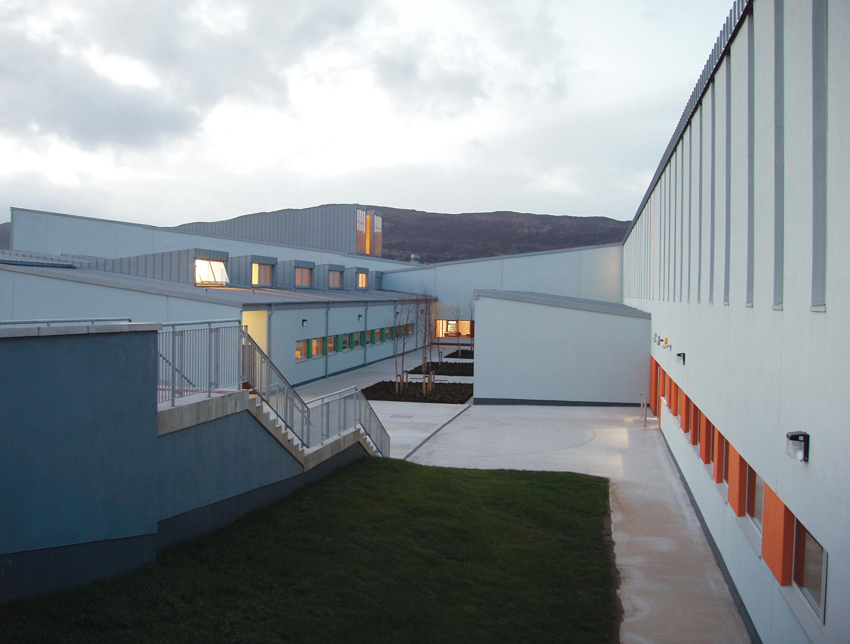 Loreto Community School / photo courtesy of Ros Kavanagh