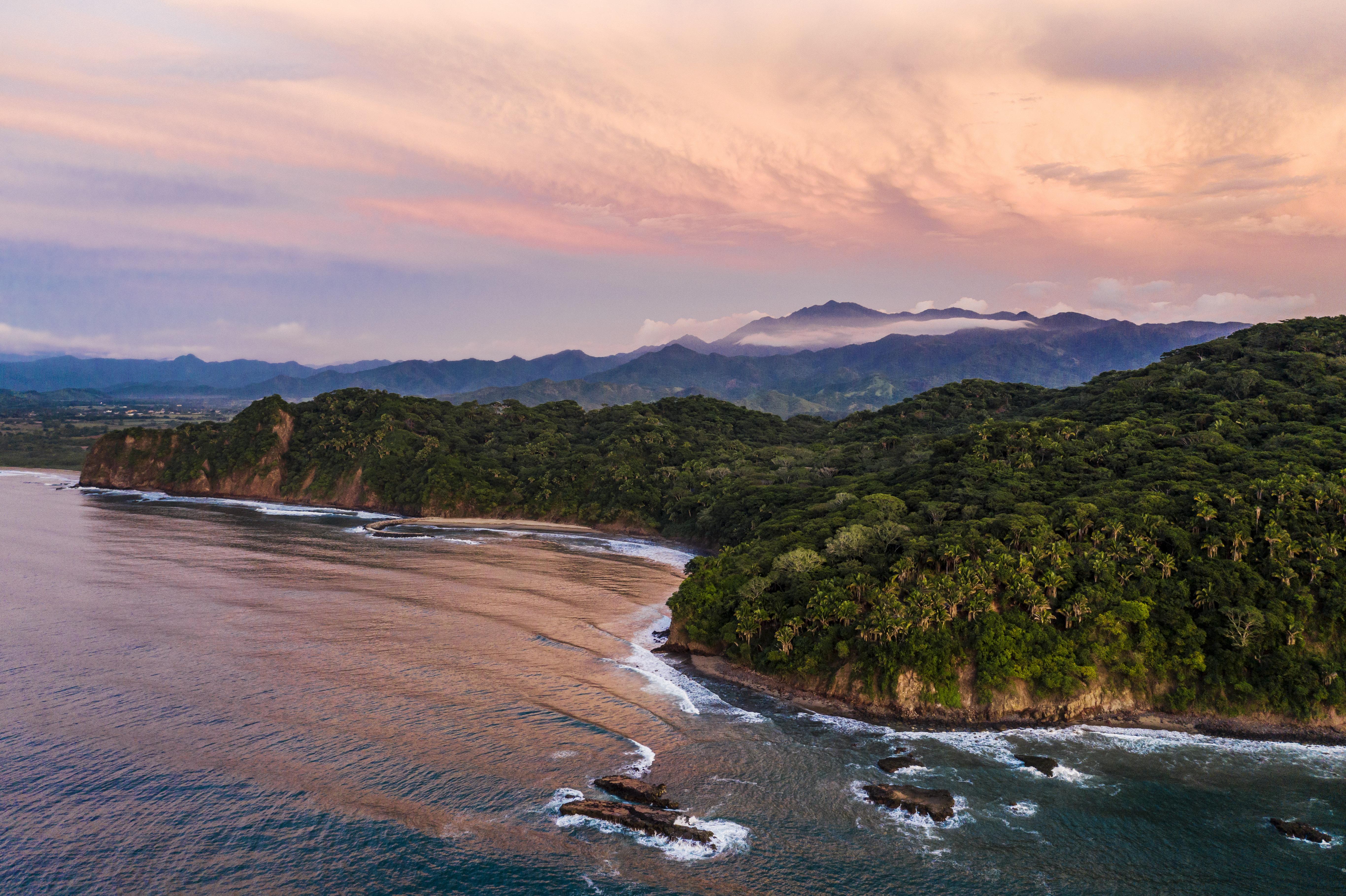 Vista para o Pacífico
