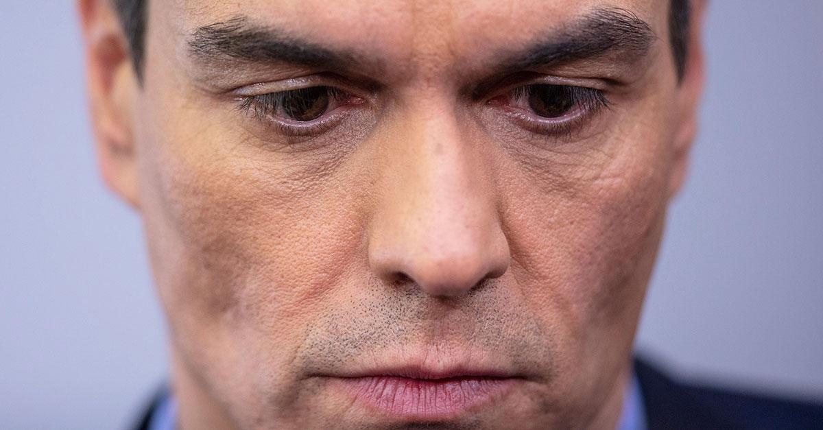 Pedro Sánchez, primeiro-ministro espanhol / Gtres