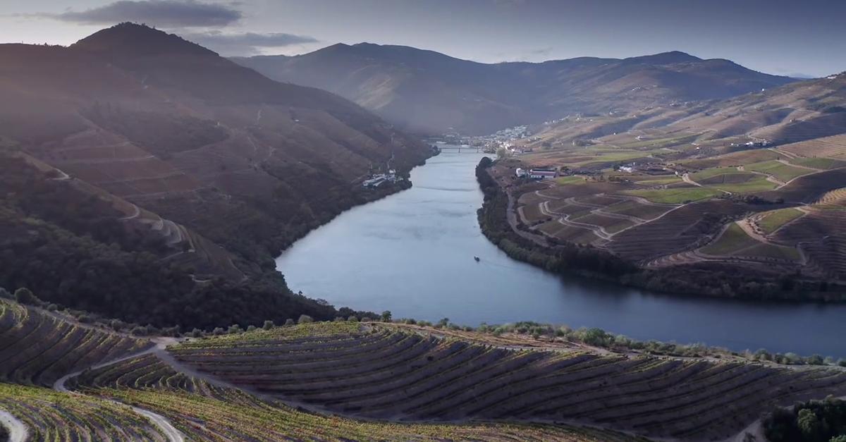 A beleza do Douro