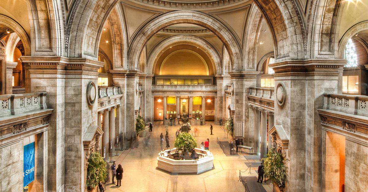 Metropolitan Museum, Nova Iorque (EUA)
