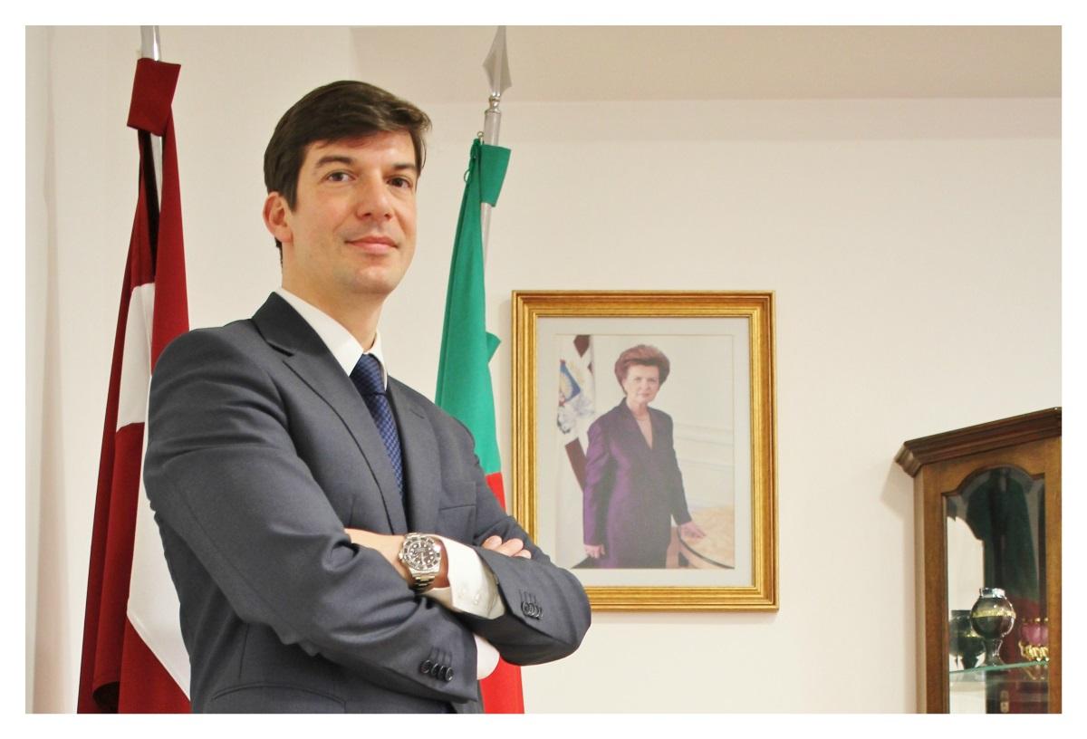 TiagoMeloPatrício, CEO. / Grupo Monte