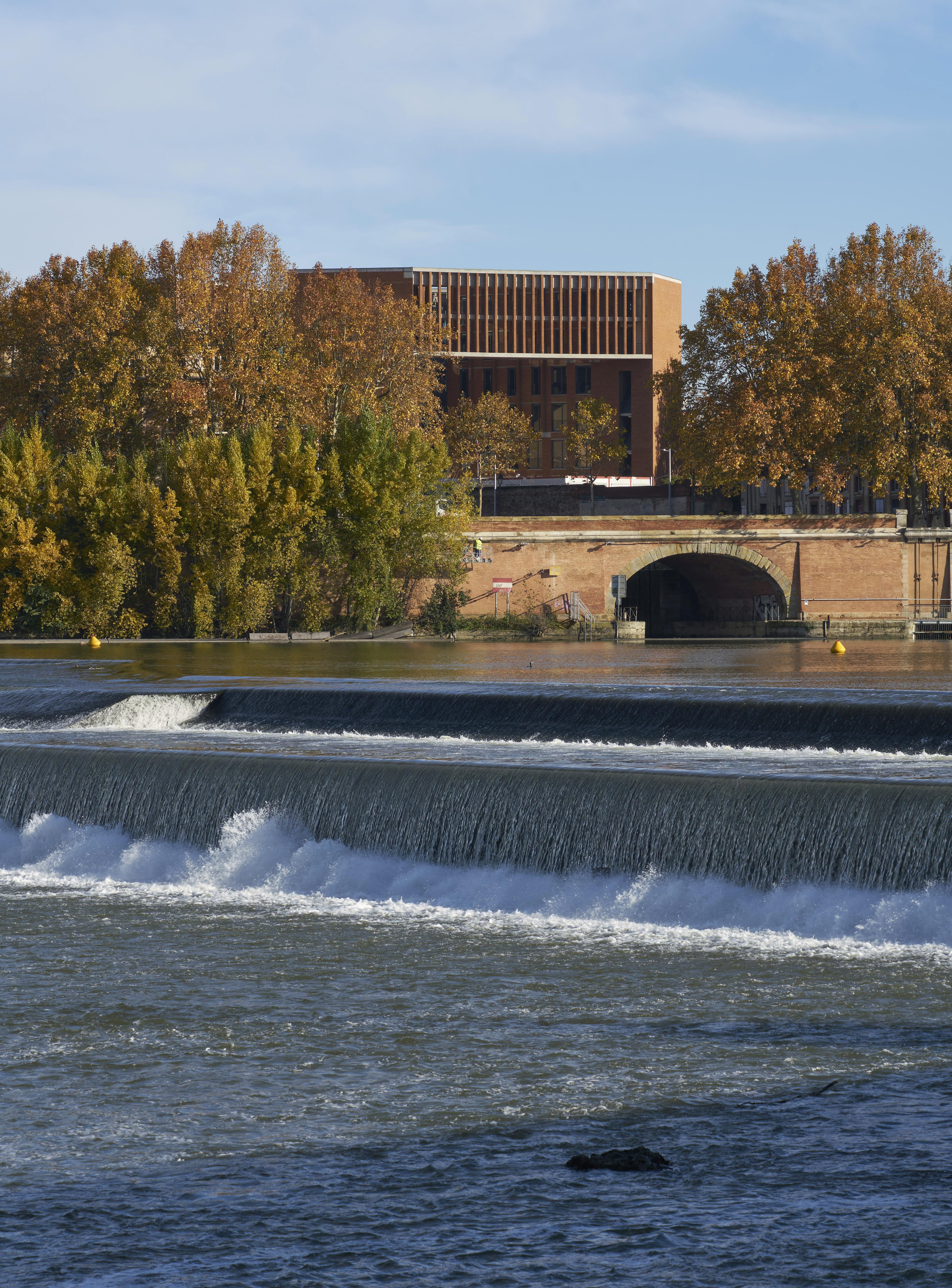 Université Toulouse 1 Capitole, School of Economics / photo courtesy of Dennis Gilbert