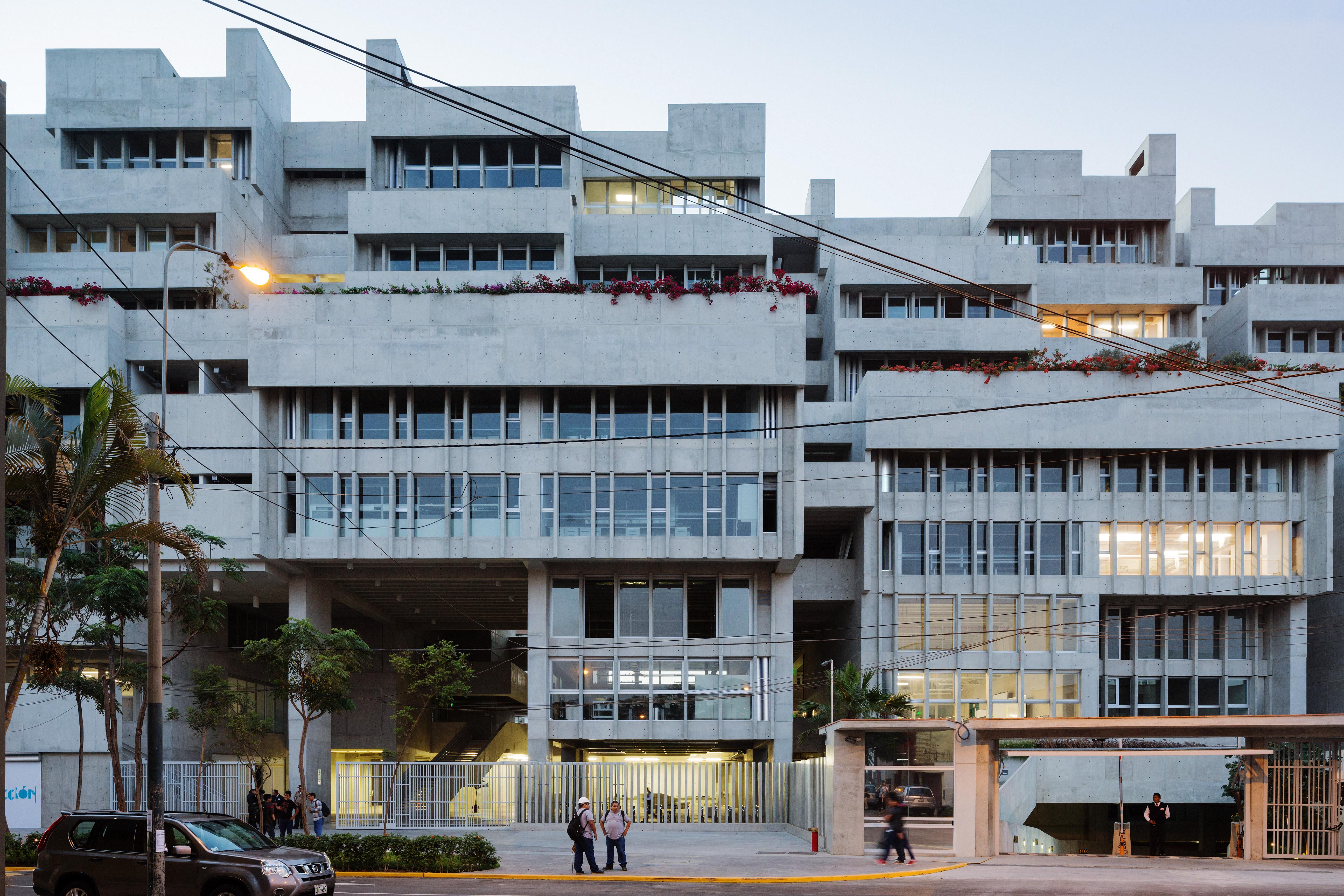 University Campus UTEC Lima / photo courtesy of Iwan Baan