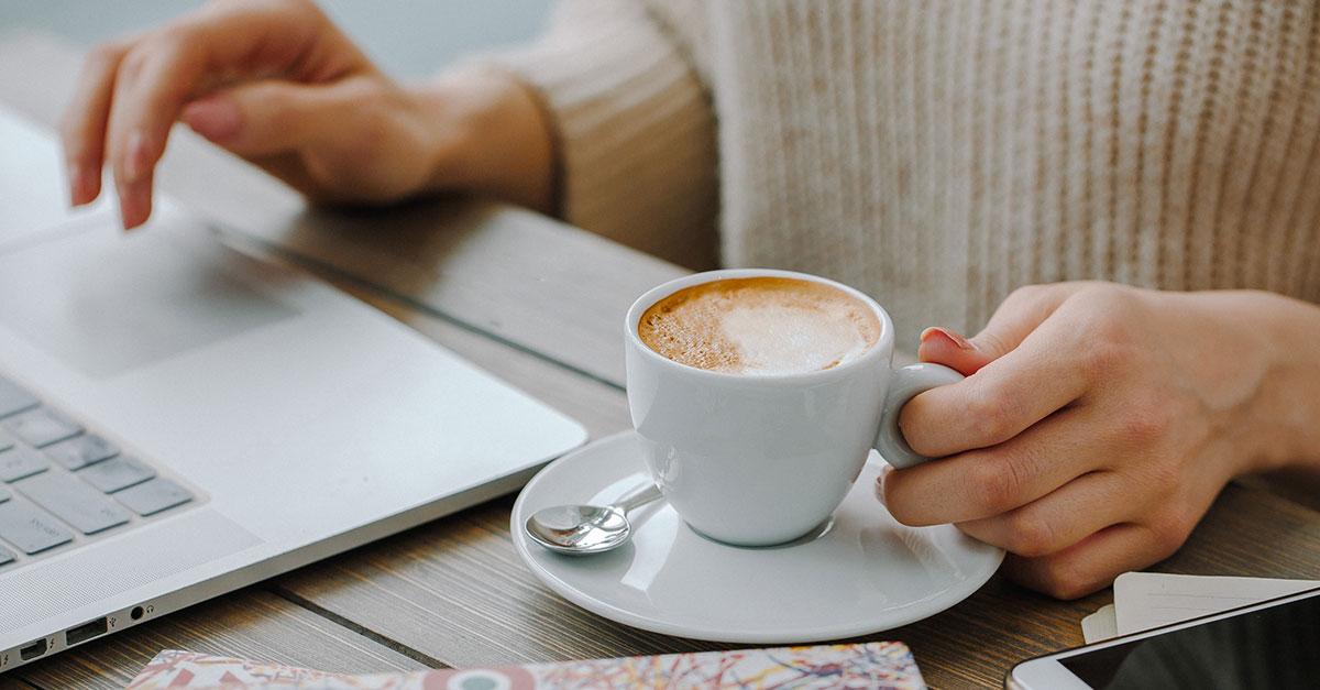 Evitar café / tabaco / chocolate