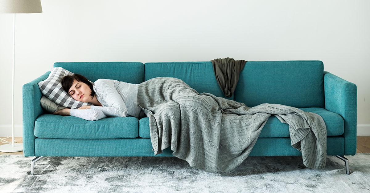 Dormir uma sesta