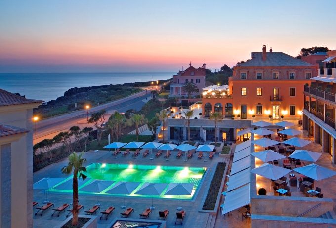 Grande Real Villa Itália Hotel & Spa, um dos 10 hotéis do grupo Hotéis Real /  Grande Real Villa Itália Hotel & Spa