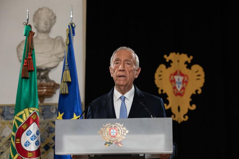 Marcelo Rebelo de Sousa / Presidência da República Portuguesa