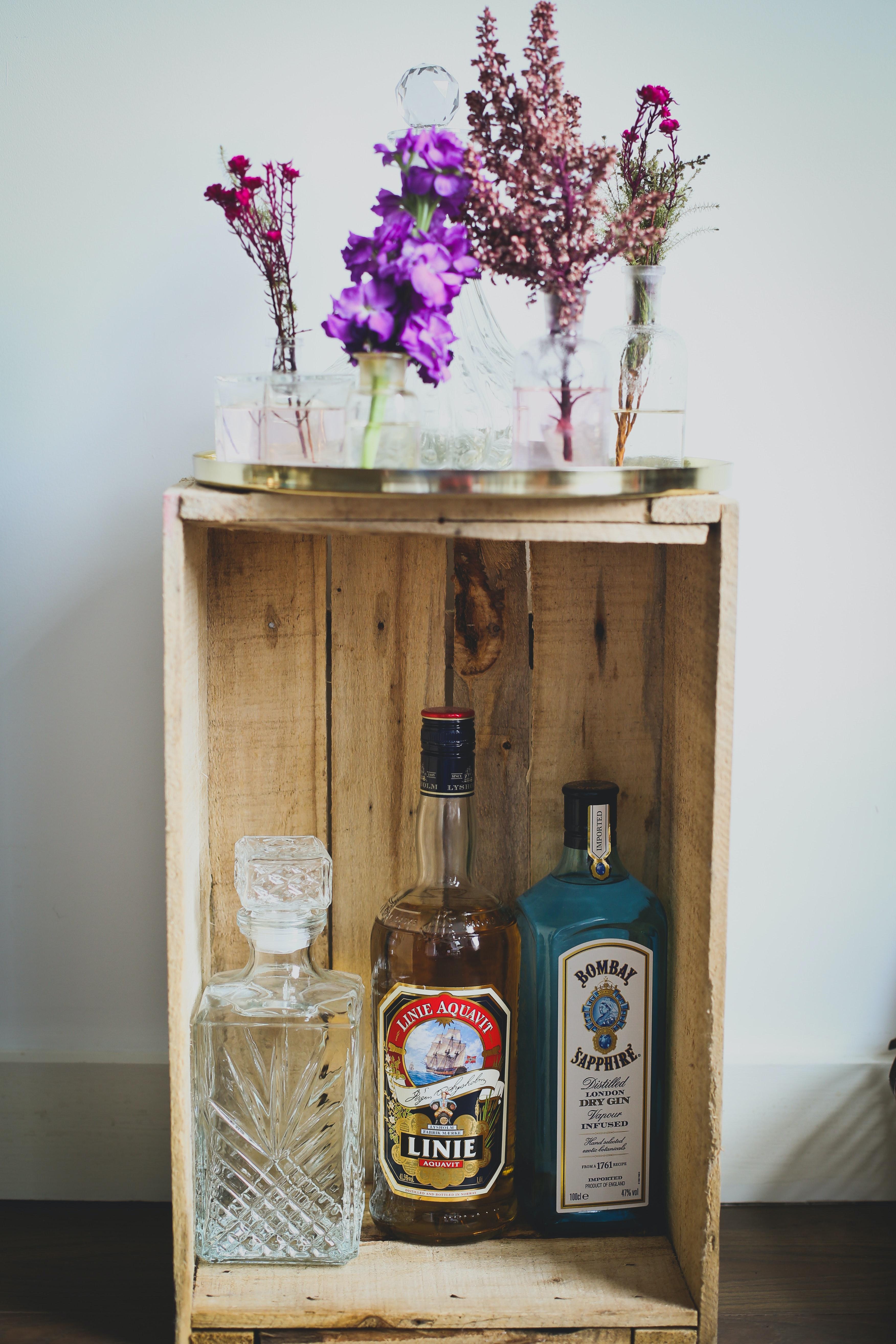 Um bar particular e original