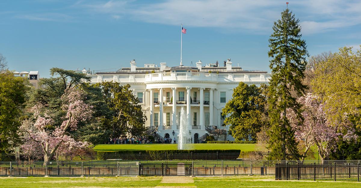 A famosa Casa Branca está na lista / Gtres