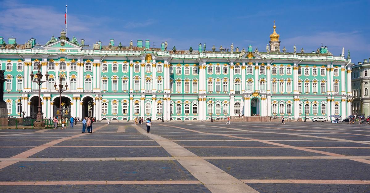 Hermitage Museum, Rússia