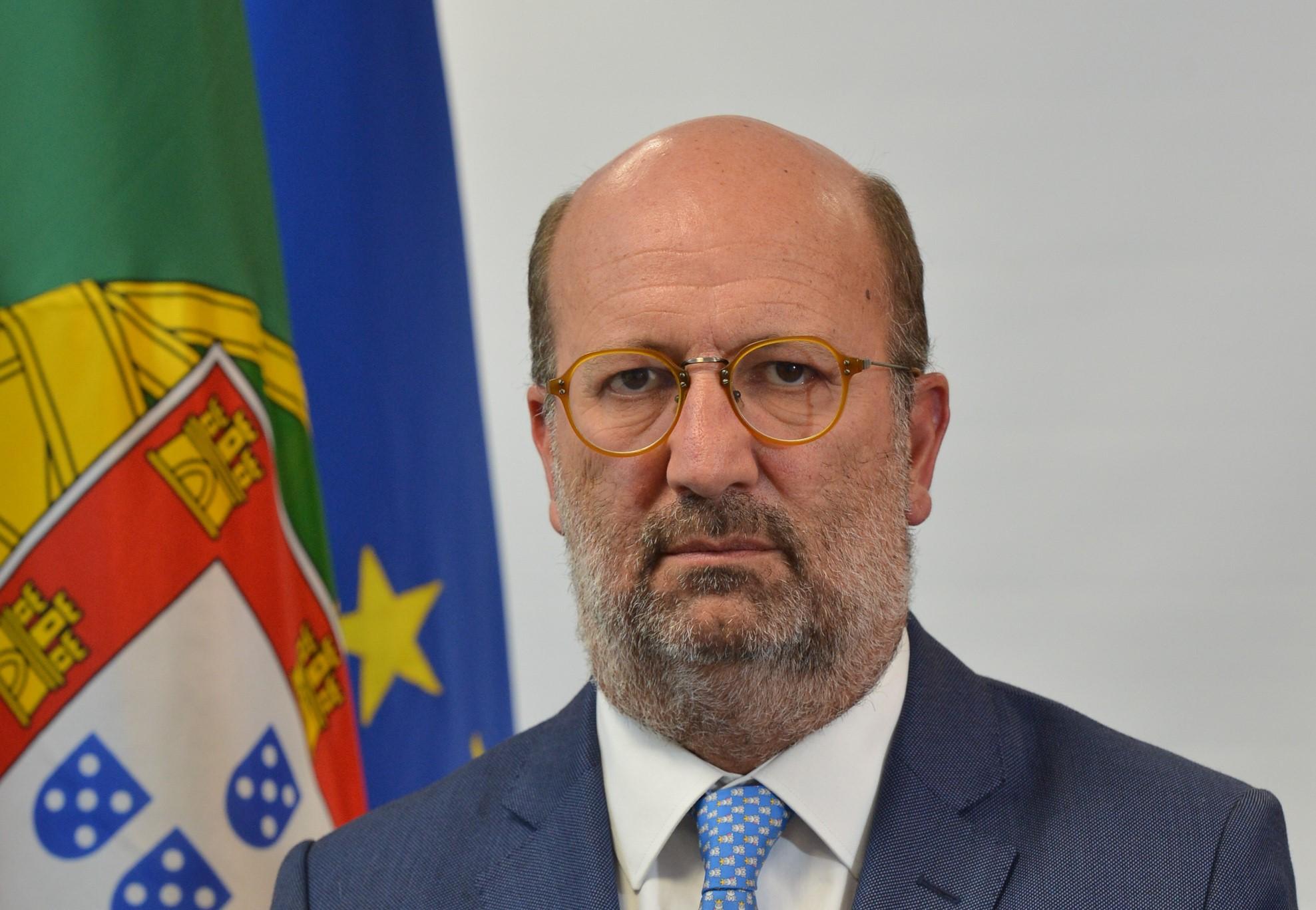 João Pedro Matos Fernandes, ministro do Ambiente e da Ação Climática / portugal.gov.pt