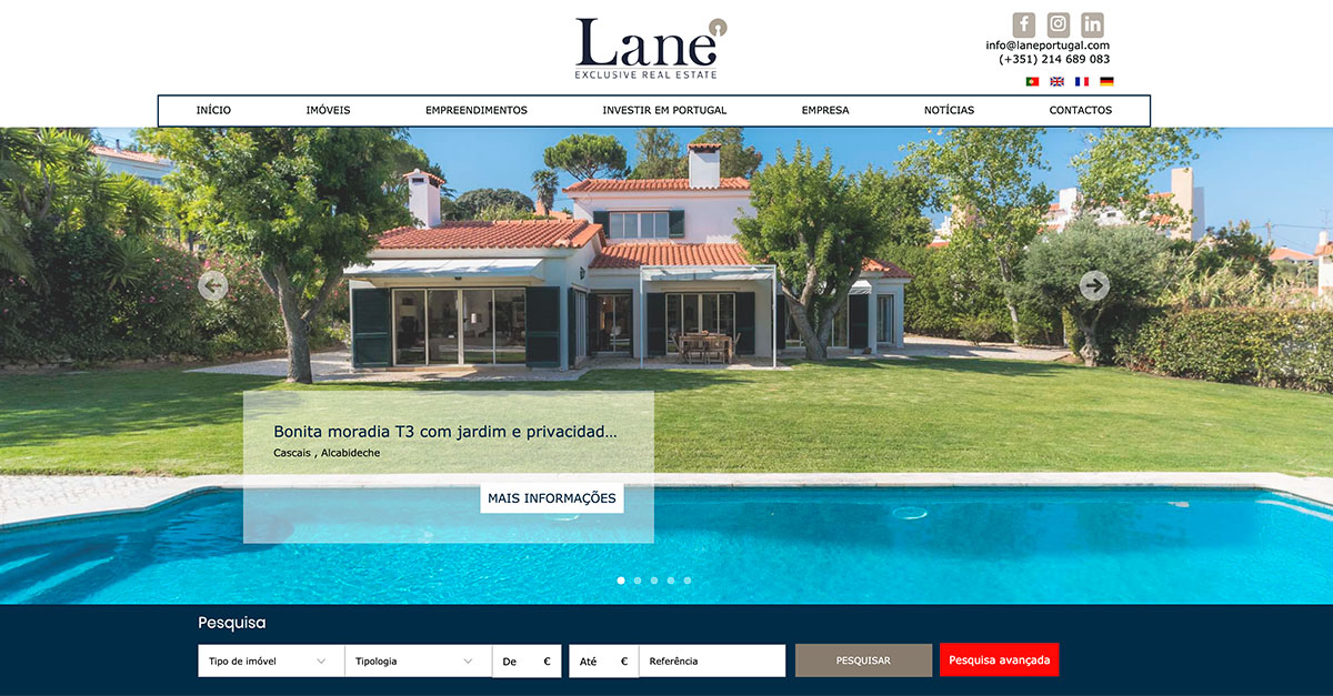 LANE-Exclusive Real Estate