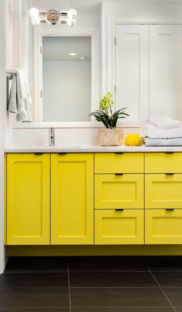 Amarelo – Energia, felicidade