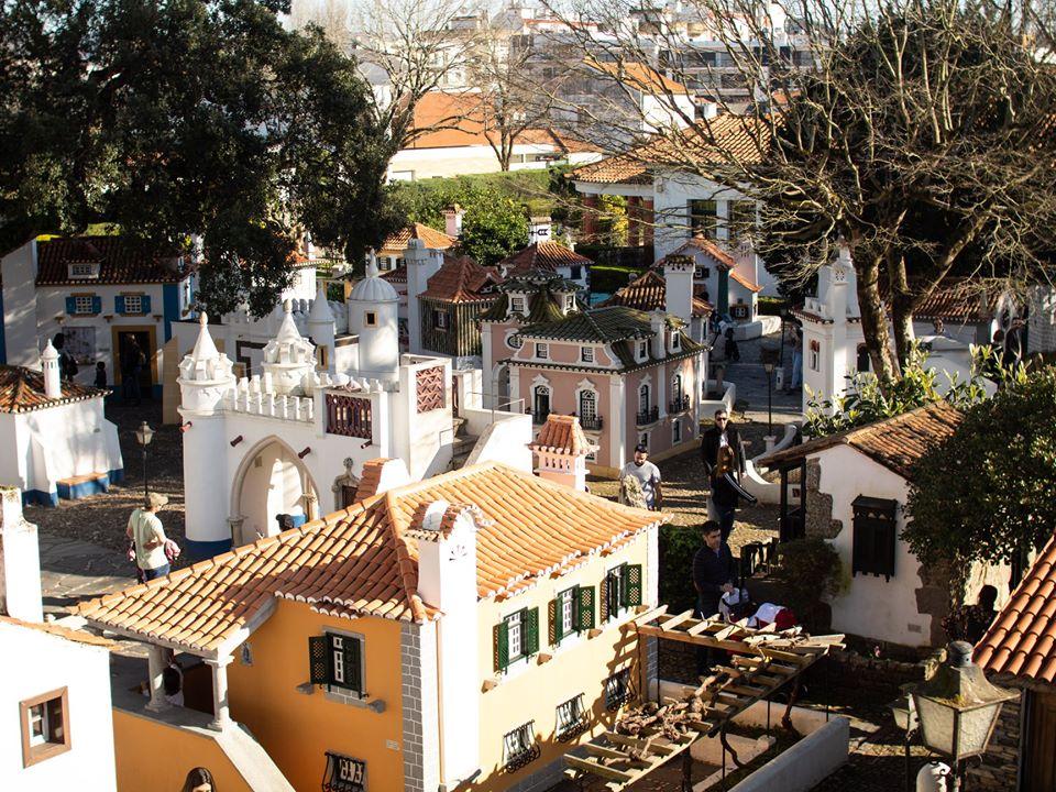 Localizado em Coimbra