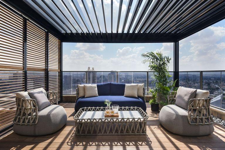 Ideias para tirar partido da varanda ou terraço