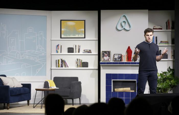 Brian Chesky, CEO de Airbnb  / Gtres