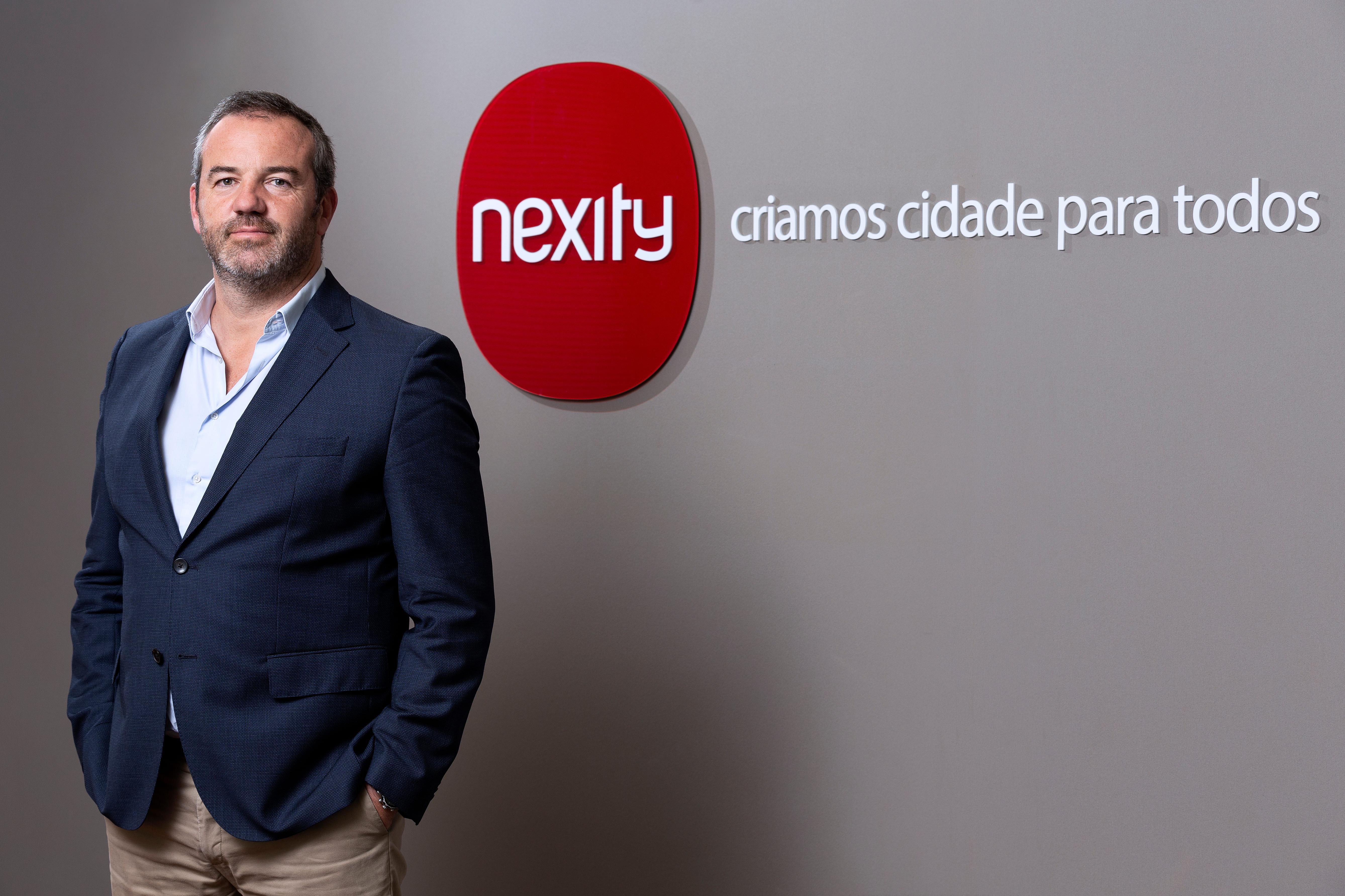Fernando Vasco Costa, diretor geral da Nexity Portugal / Nexity