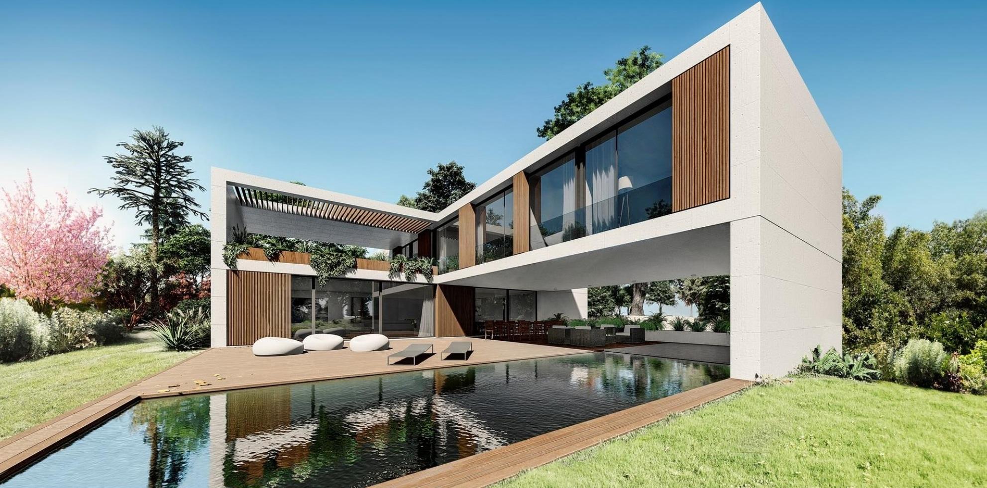 Villa Marinha, um projeto junto à Quinta da Marinha, em Cascais  / Vision Real Estate Solutions