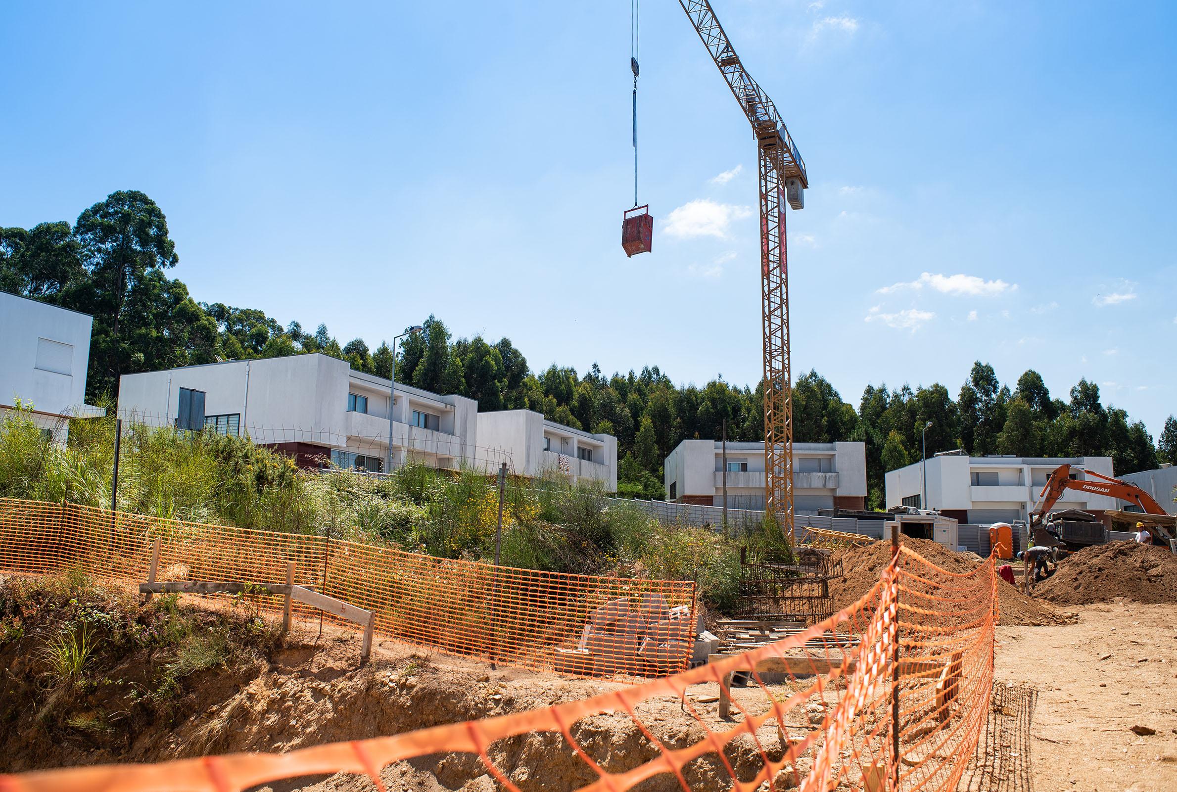 Obras arrancaram em maio de 2020 / Grupo Vidór