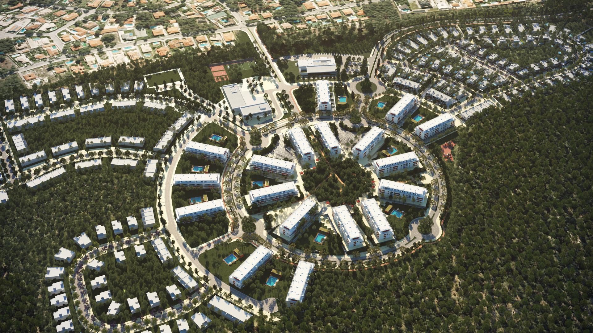 Imagem do futuro complexo / https://www.quintadopinhao.pt/