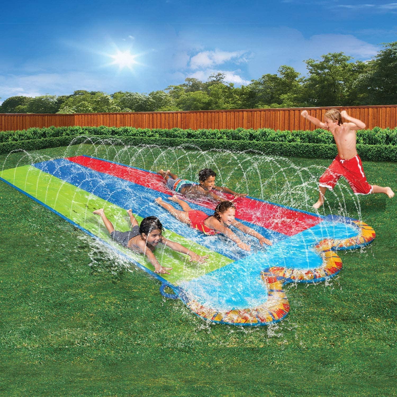 Corridas de água