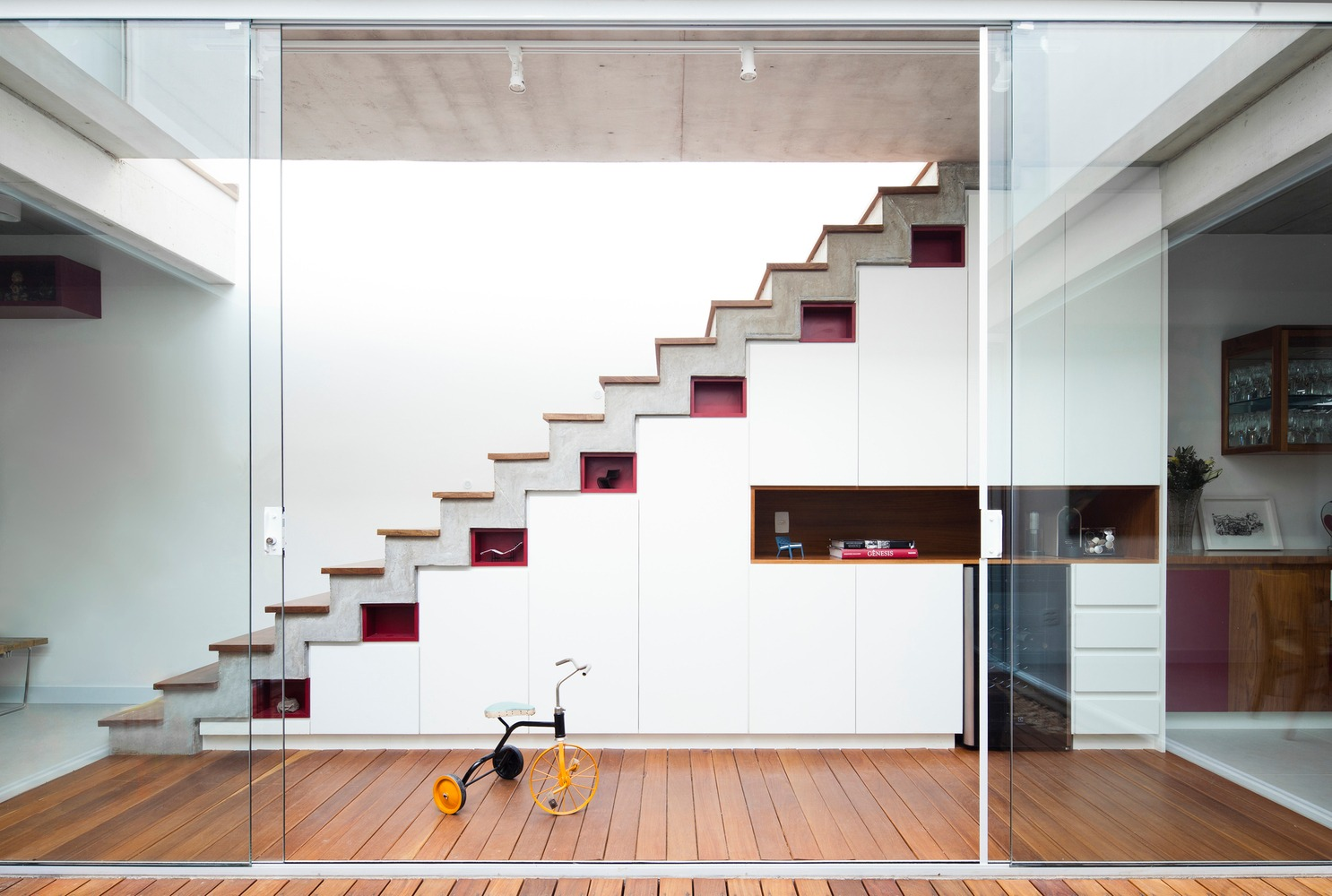 Casas Gémeas / Zoom Urbanismo Arquitetura e Design / Maíra Acayaba