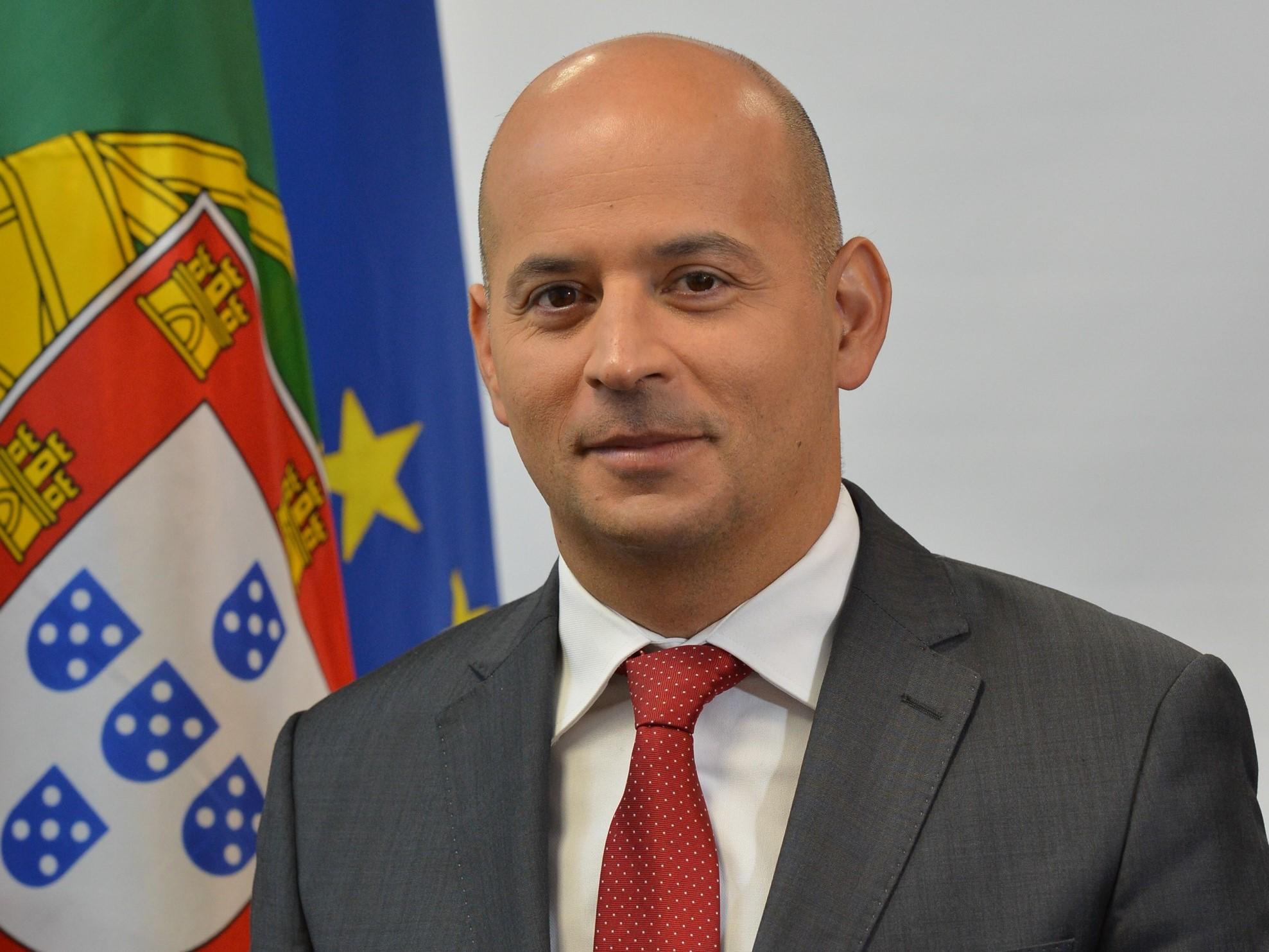 João Leão, novo ministro de Estado e das Finanças / portugal.gov.pt
