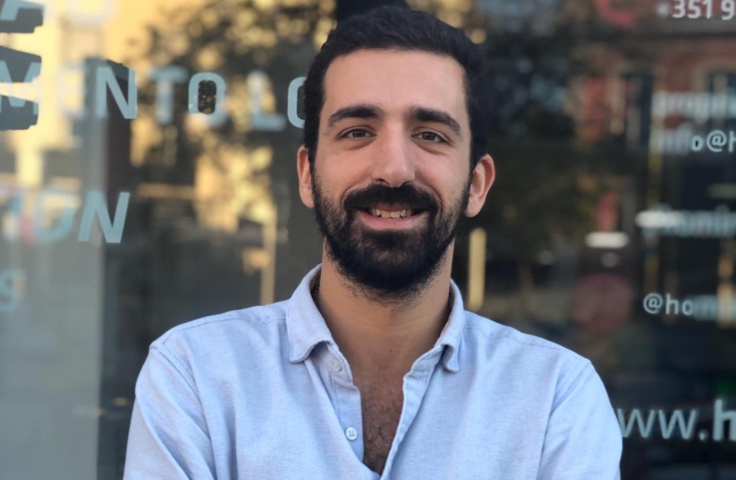 João Boulou Vieira, CEO da Homing / Homing