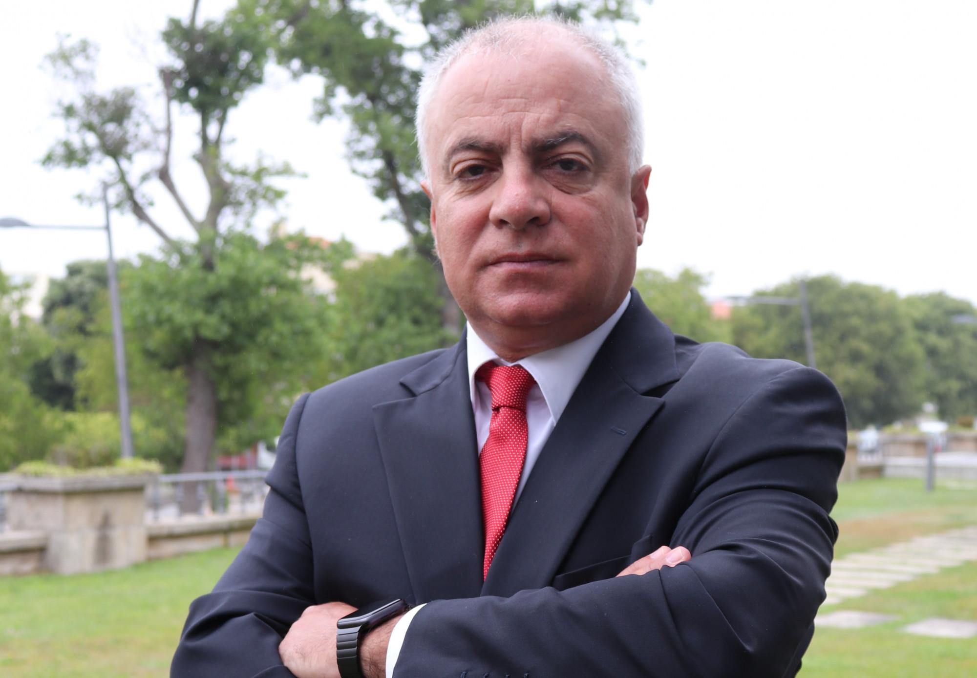 Luís Lima, presidente da APEMIP / APEMIP