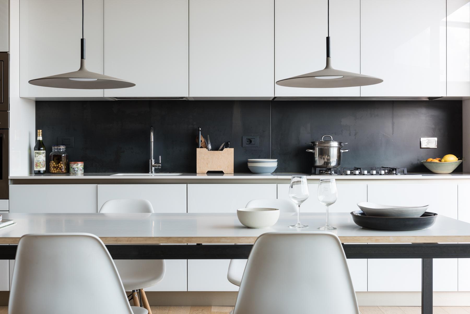 Arrumação na cozinha, um elemento-chave