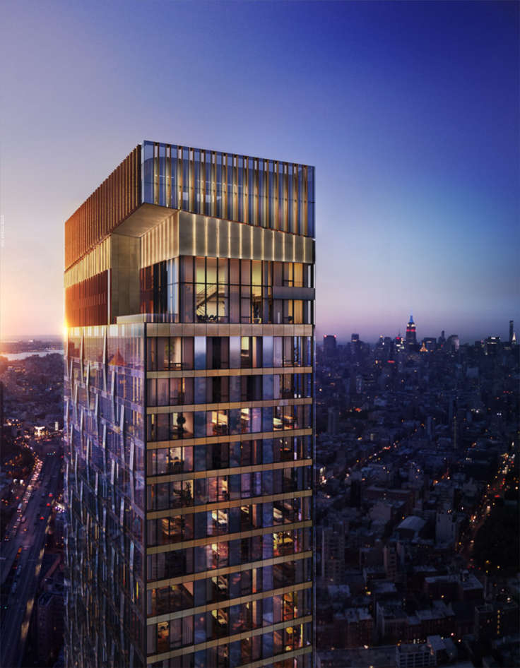 Extell - One Manhattan Square