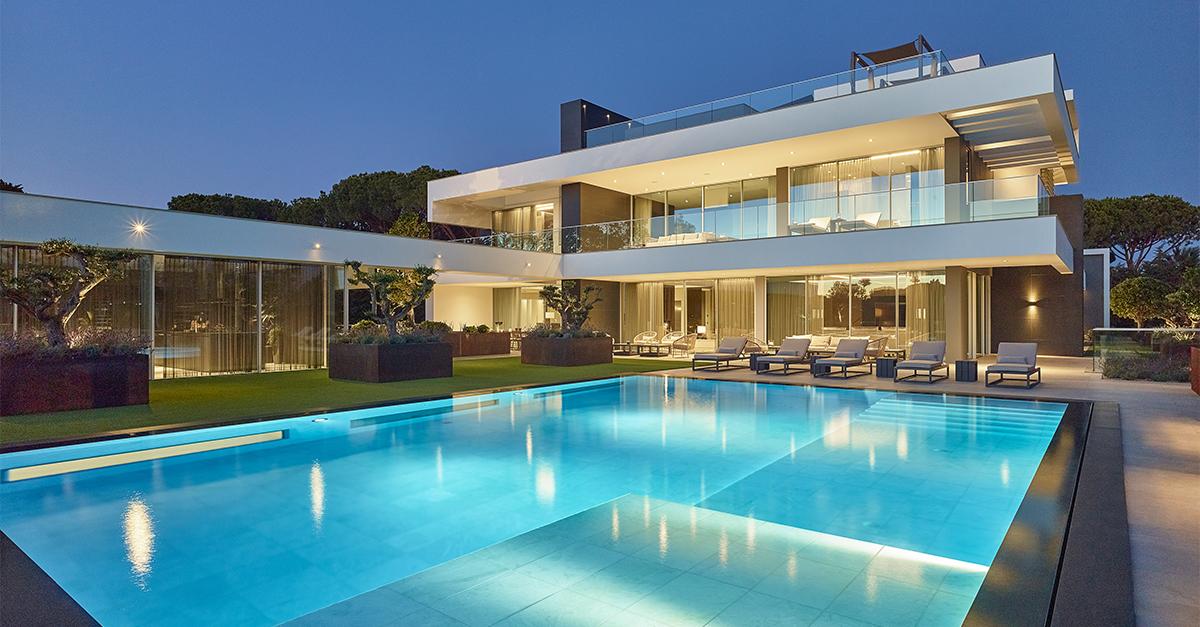 2- Quinta do Lago em Almancil, Algarve (20 milhões)