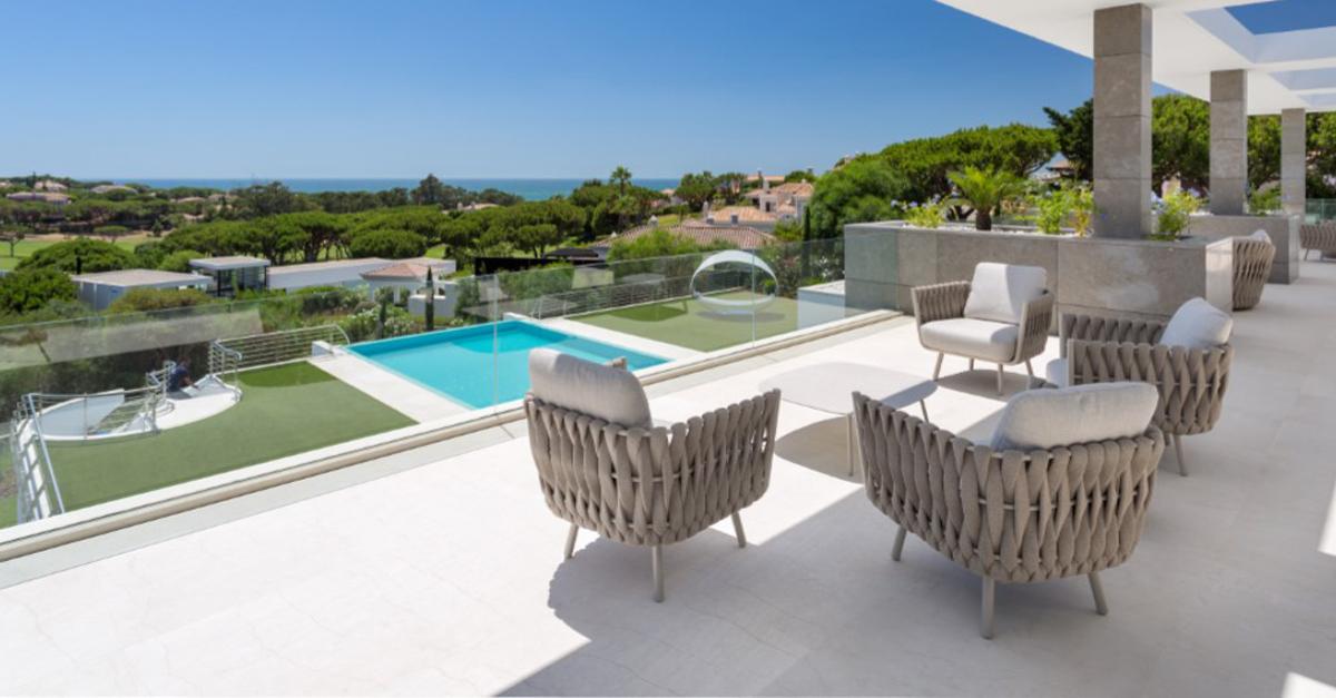 3- Vale do Lobo em Almancil, Algarve (13,75 milhões)