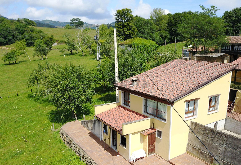A aldeia tem 1.115 m2 construídos, 950 m2 dos quais úteis