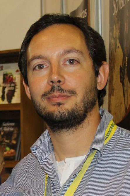 Miguel Geraldes, presidente da Histérico - Associação de Artes / Histérico